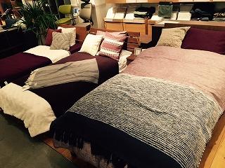 ベッドの勧め。